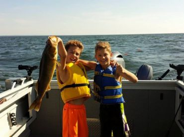 All American Fishing Charters, Green Bay