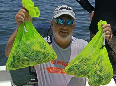 Jimmy G. Charters, Crystal River