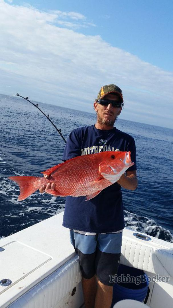 Reel compulsive fishing charters new smyrna beach for New smyrna fishing charters