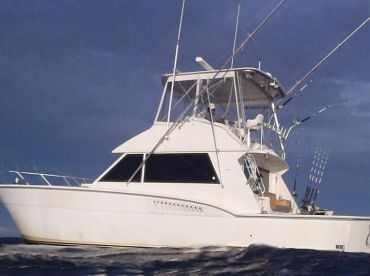 Victory Sportfishing - Exile, St Georges
