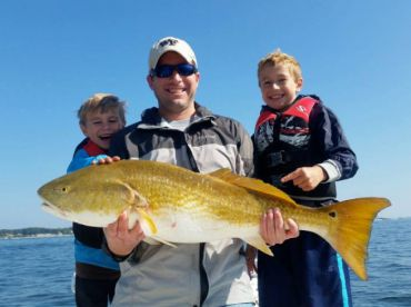 Pensacola fishing charters fishingbooker for Pensacola fishing charters