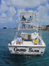 Aquadventures - 30' Grand Slam, Cozumel