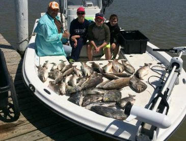 Sea to Sky Fishing Charters, Buras