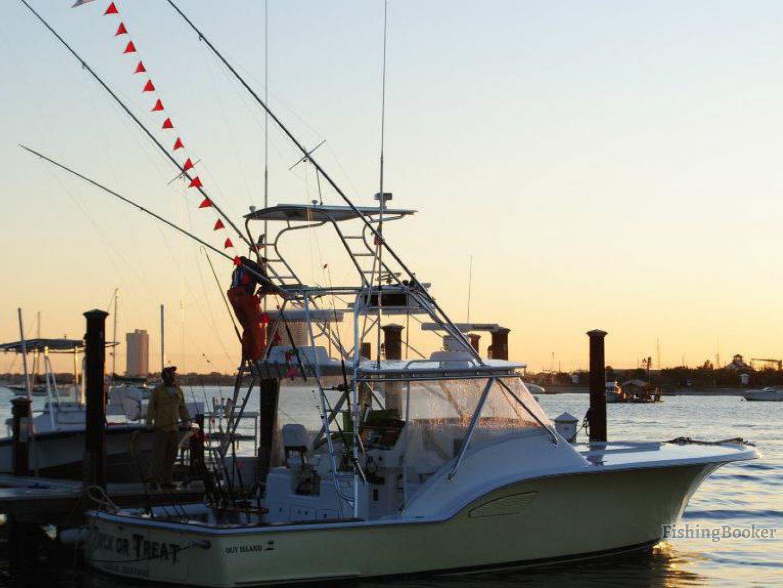 Trick or treat sportfishing jupiter florida for Fishing charters jupiter fl