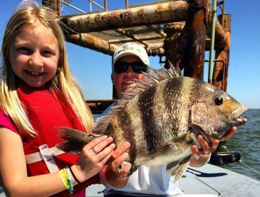 Fury Outfitters Inshore Fishing, St Bernard