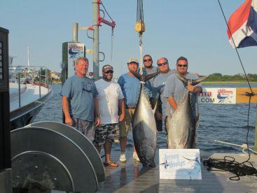 Jersey Hooker Sportfishing Charters, Point Pleasant Beach