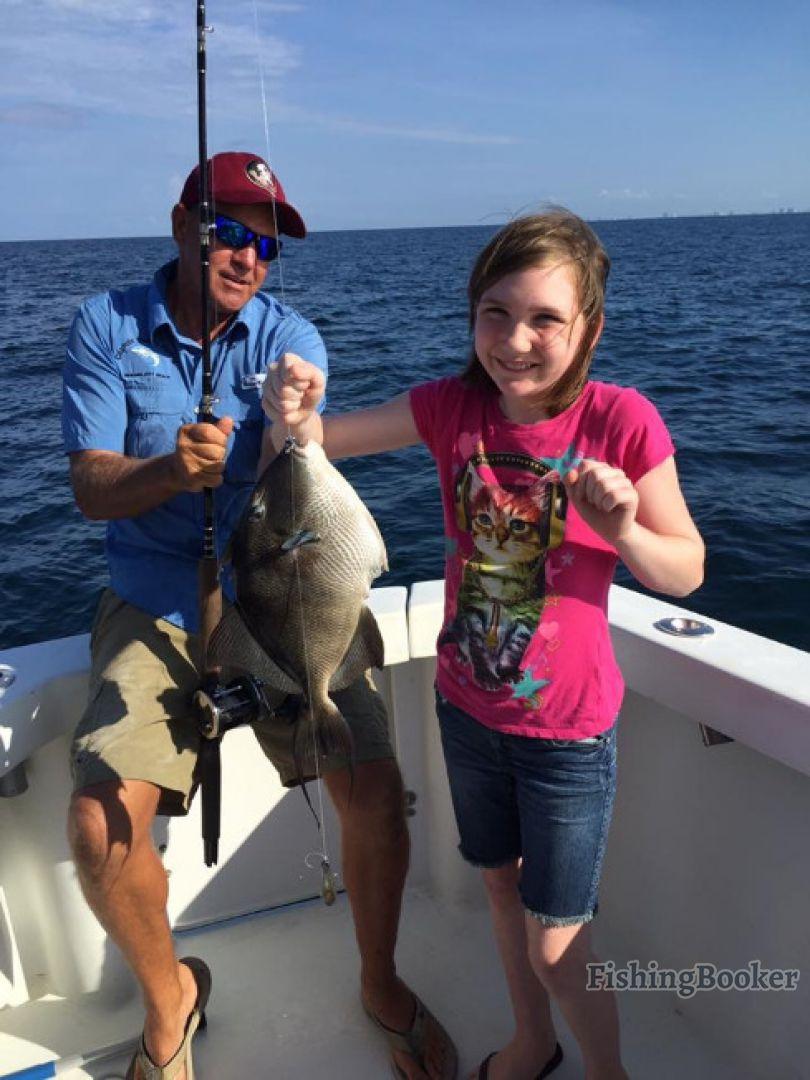Captain Black S Fishing Panama City Beach Florida