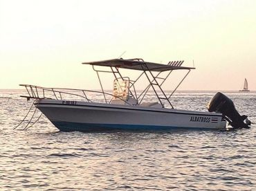 Albatross Sport Fishing, El Coco