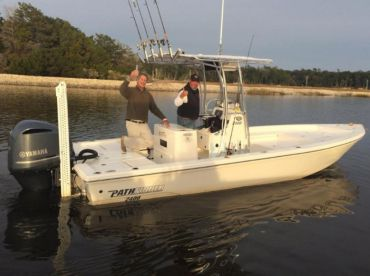 Shallow Minded Inshore Charters, North Myrtle Beach