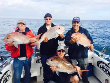 Off The Hook Fishing Charters, Melbourne