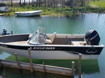 Legend Boats, Ulcinj