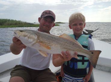 Captain Richard Scarabin Fishing, Apalachicola