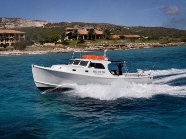 Desperado Boat Trips Curacao, Willemstad