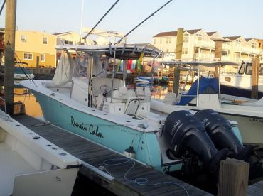 Bayhound Charters, Cape May