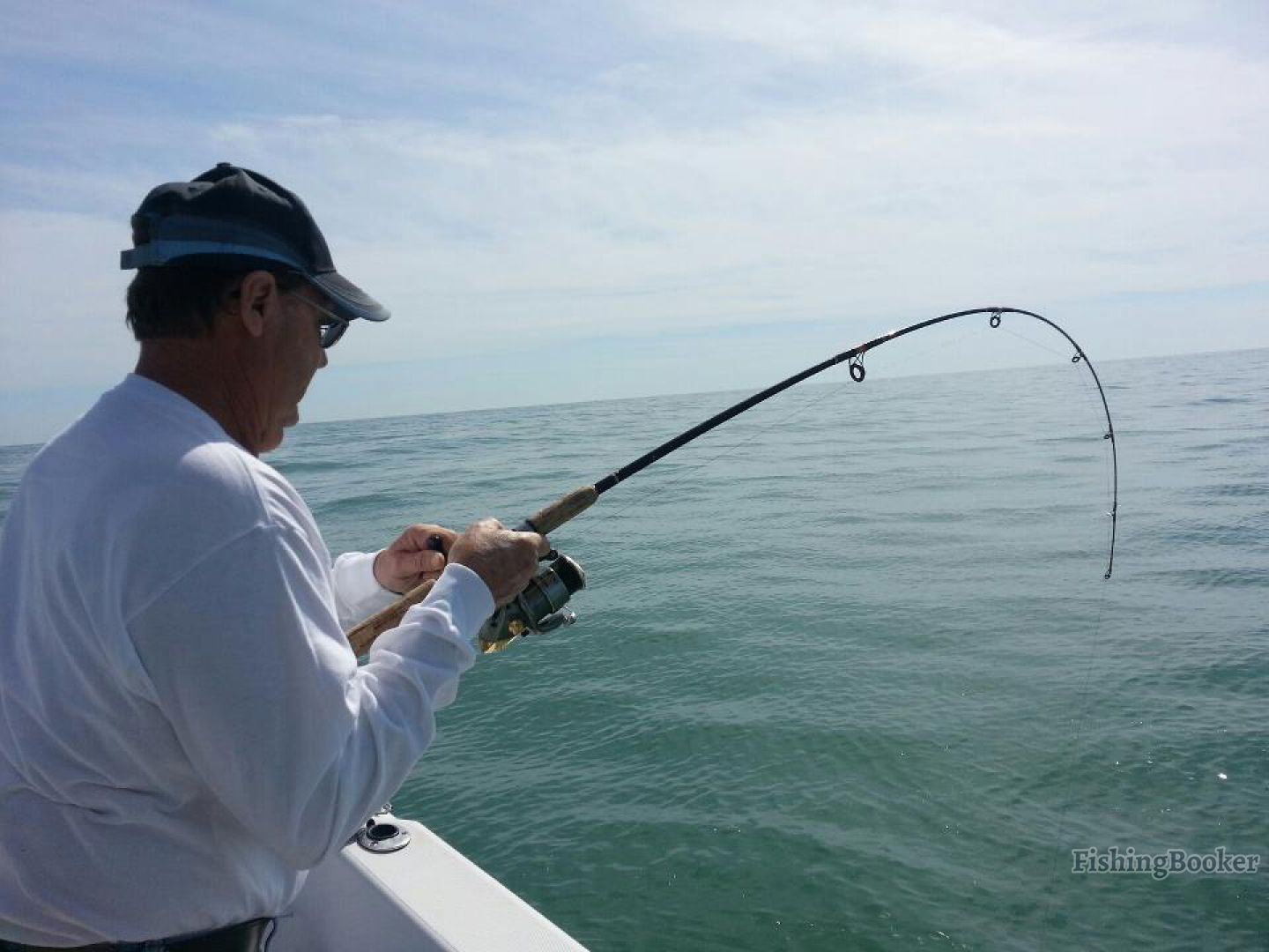 Catch on charters madeira beach florida for Madeira beach fishing charters