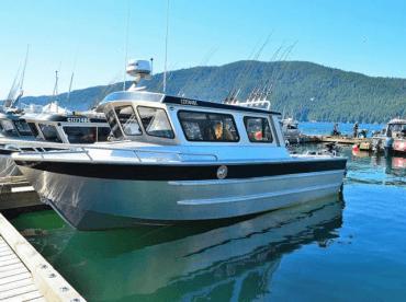 Wiley's Sportfishing , Port Renfrew