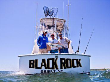Black Rock Sportfishing in New York, Orient
