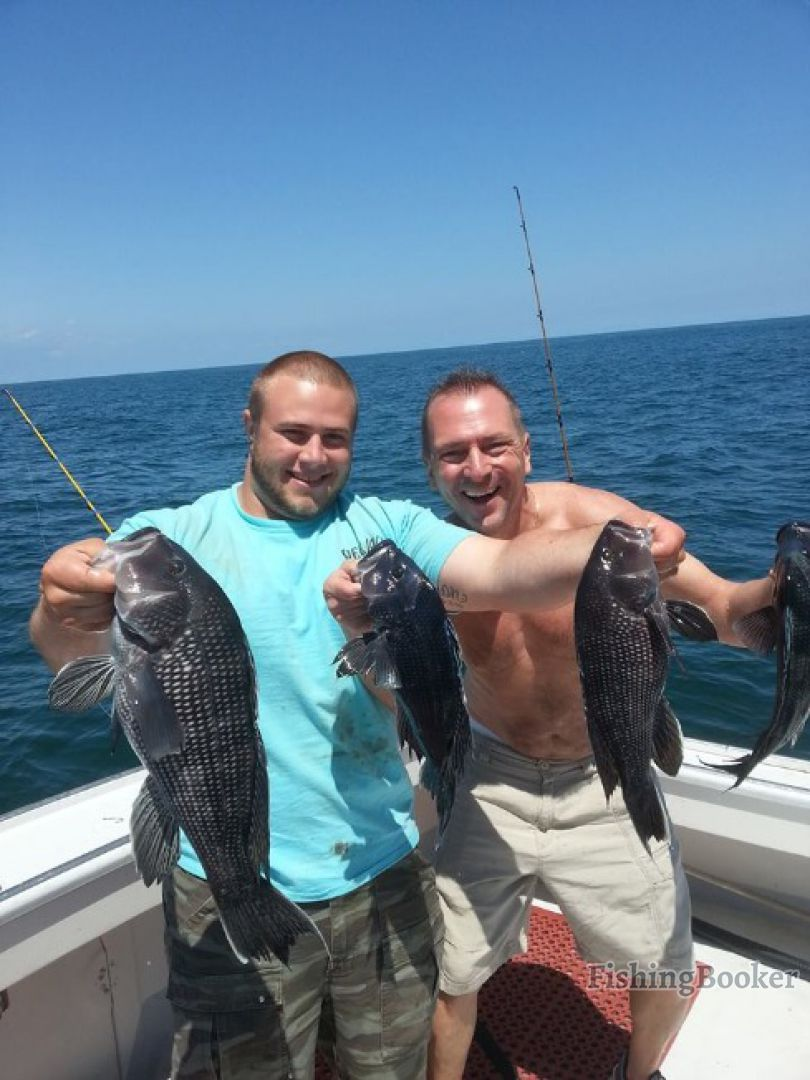 Weejack fishing charters montauk new york for Montauk fishing charters