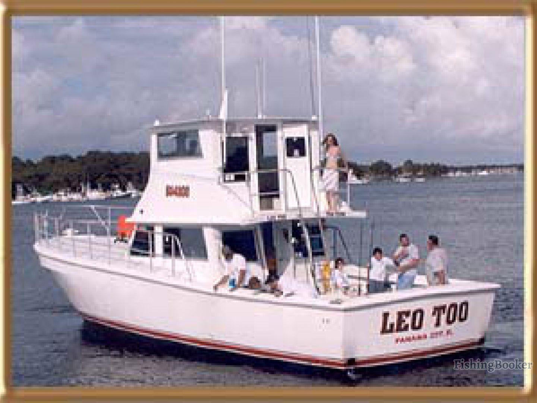 Capt bob zales charters llc panama city beach florida for Deep sea fishing panama city beach prices