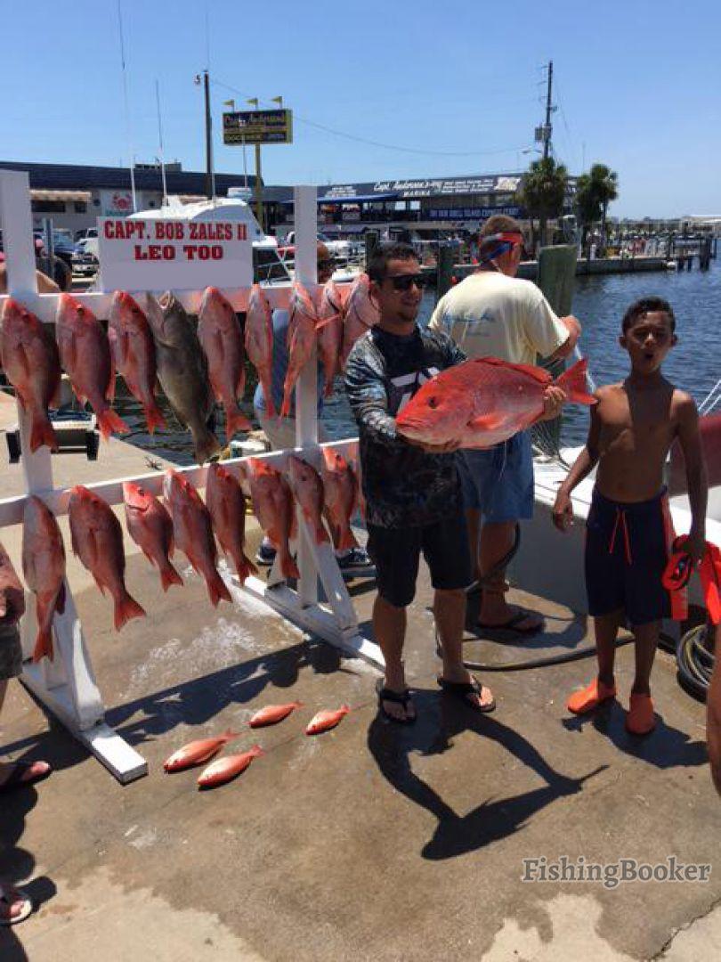 Capt bob zales charters llc panama city beach florida for Capt bob fishing