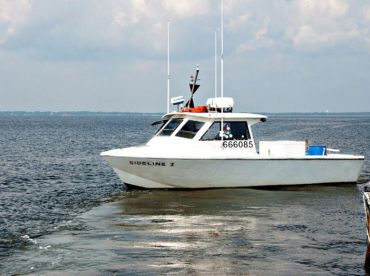 Sideline Fishing Charters, Carrabelle