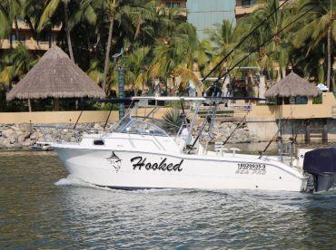 Hooked Sport Fishing NV, Nuevo Vallarta