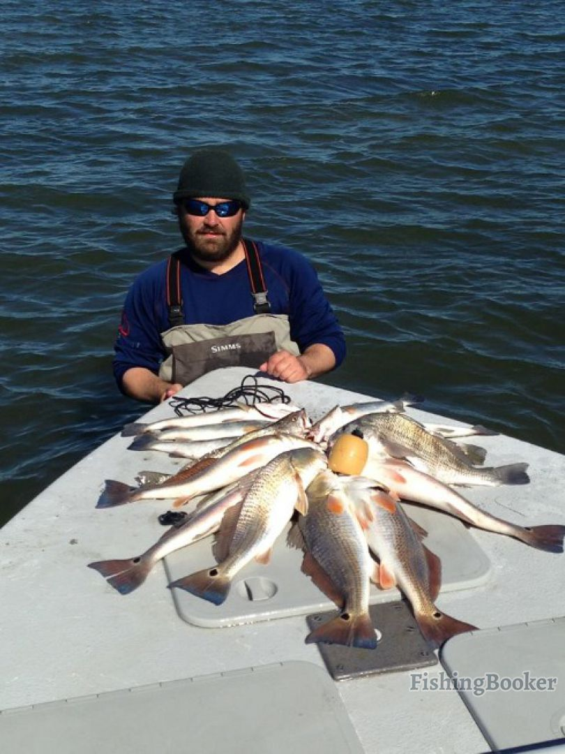 Southbound fishing charters llc corpus christi texas for Best fishing spots in corpus christi