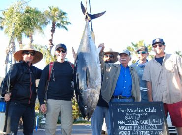 Sport & Game Fishing Charters, San Diego