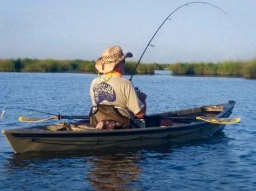 Redfish Kayak Adventures LLC , Port Sulphur
