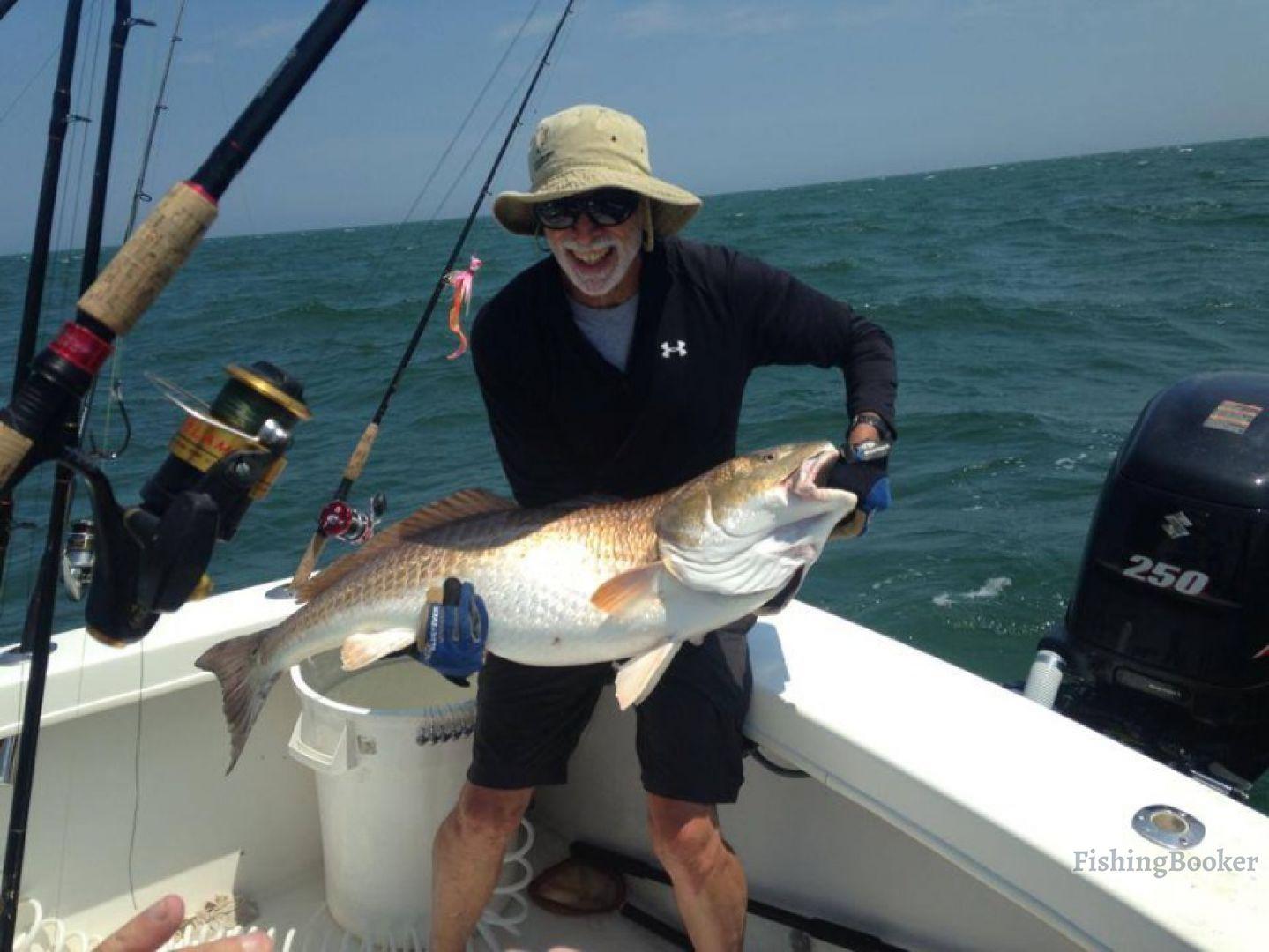 Legrande slam charters virginia beach virginia for Va fishing charters