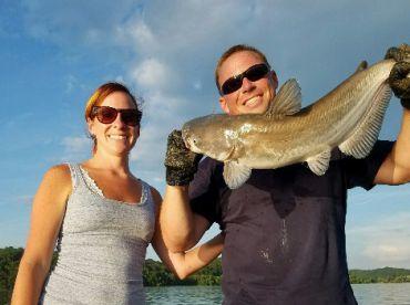 Appalachian Fishing Adventures, Clinton