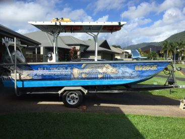 All Tackle Sportfishing , Cairns