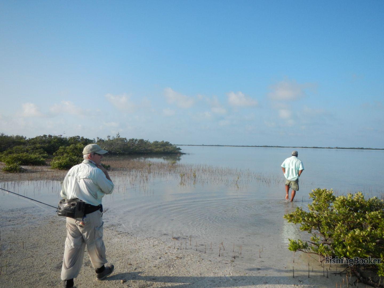 Bonefish paradise long island bahamas for Fishing trips long island