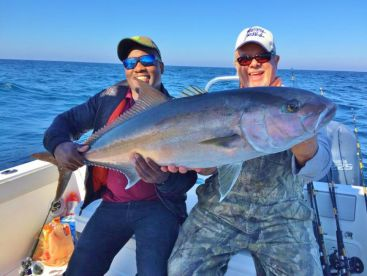 Reel Kill Charters Catches Fish, Orange Beach