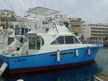 Fishing With Pescacaboverde, Mindelo