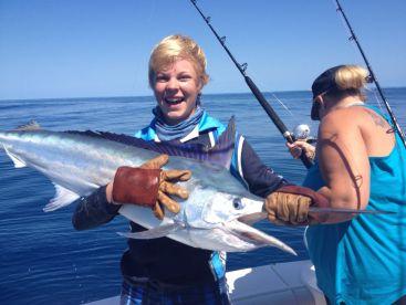Sunny Coast Fishing Charters, Mooloolaba