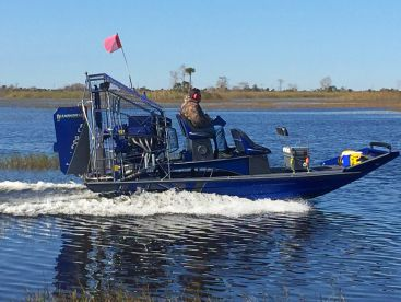 Anywhere Anytime Airboat Tours, Suwannee