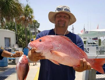 Reel Deal Fishing Charters, Panama City