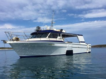 Keen As Fish, SA Fishing Charters, Marion Bay