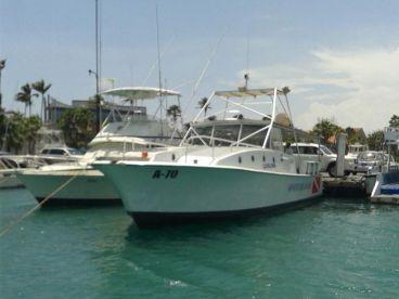 Adventure Diver:Catalina Party Boat, Aruba