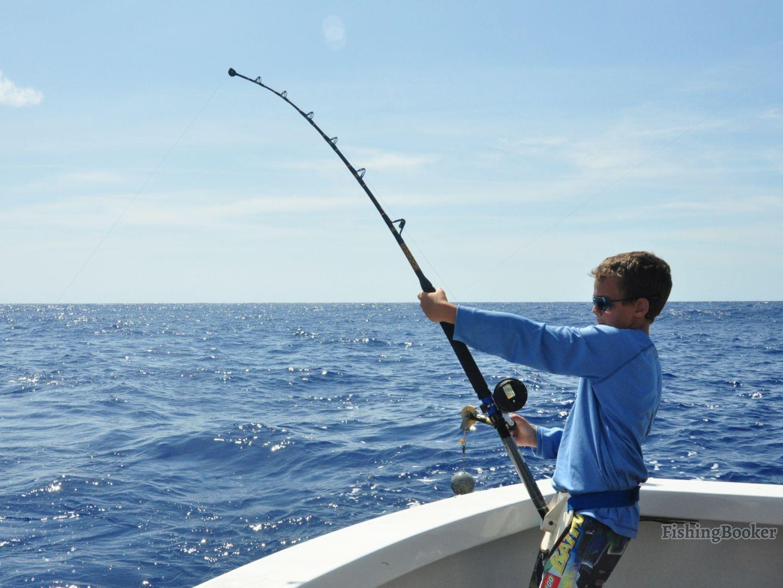 Challenger charter fishing bermuda sandys bermuda for Fishing in bermuda