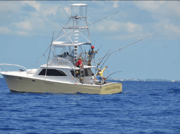 Challenger Charter Fishing Bermuda, Sandys