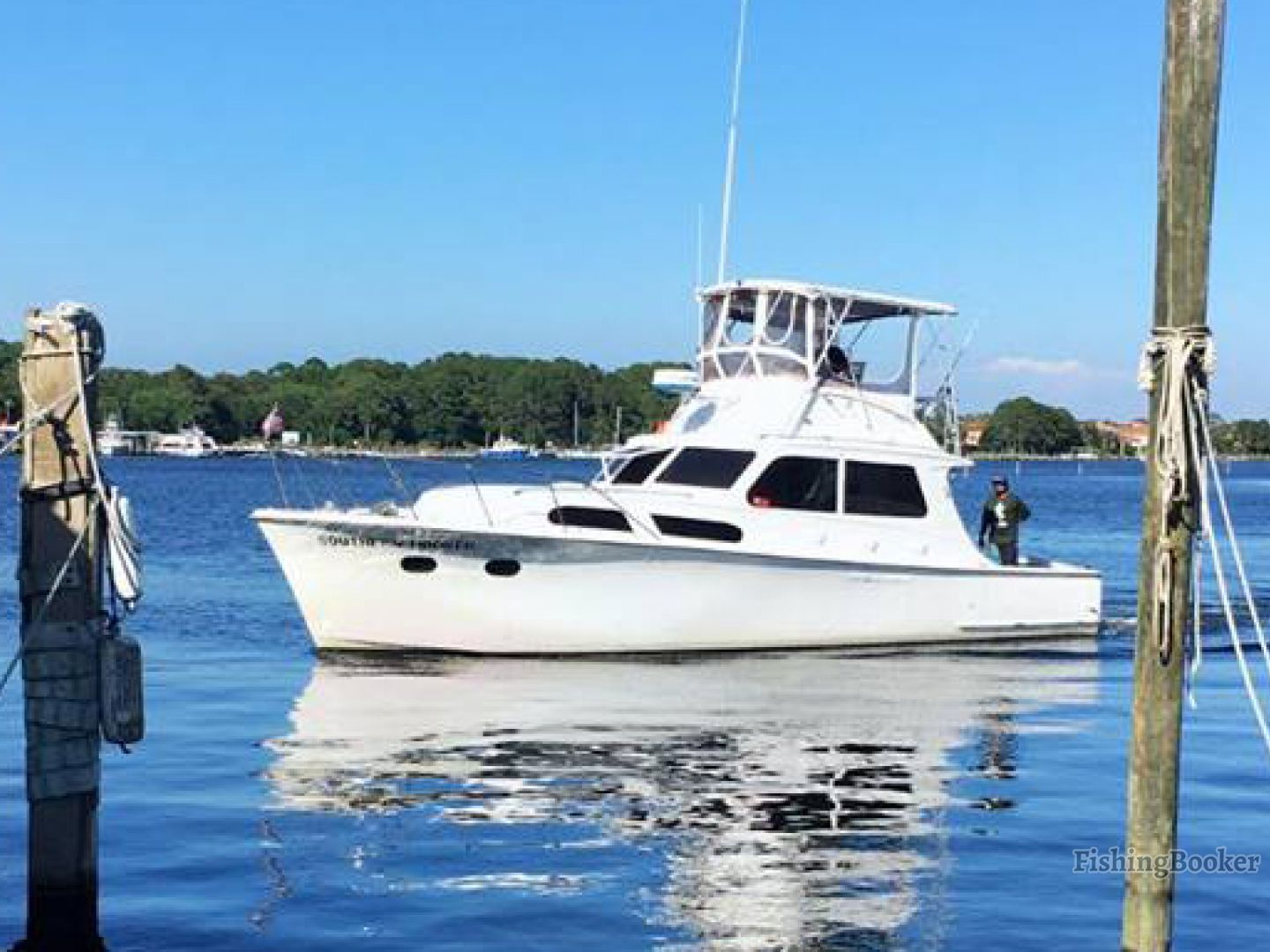 Southern hooker fishing charters panama city beach for Panama city beach charter fishing
