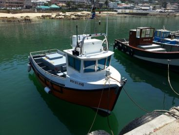 Fishing Trips on Time Bandit, Cape Town