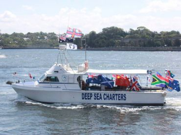 Deep Sea Charters Pty Ltd, Sydney