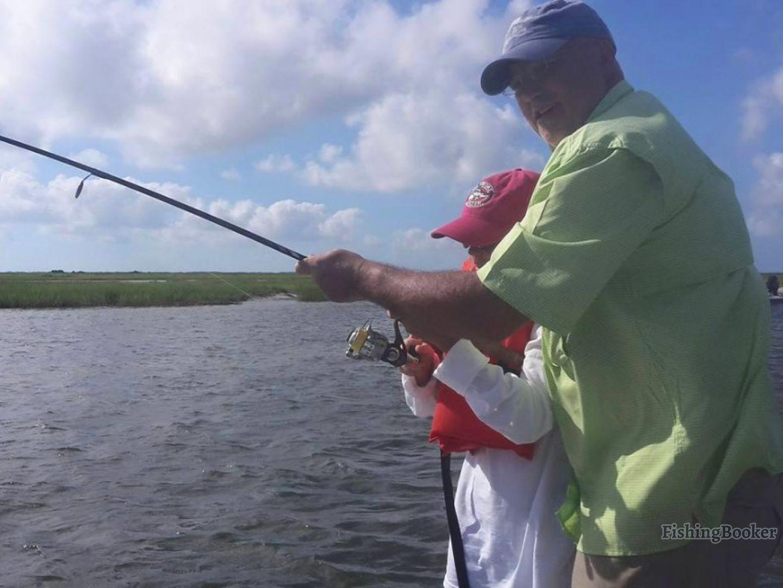 Coastal rod bender aransas pass texas for Aransas pass fishing