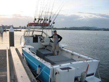Pacific Coast Fishing Charters, Nabiac