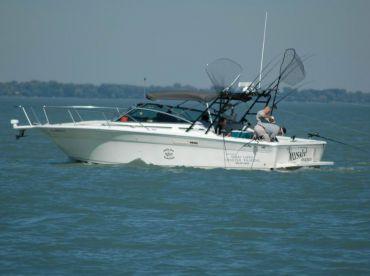 Muskie Mania Sportfishing Charters , Saint Clair Shores