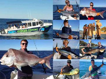Top 10 fishing charters in queensland australia for Gold coast fishing charters