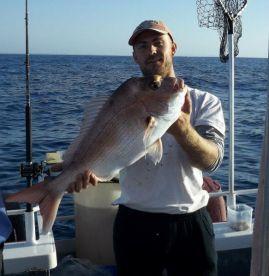 Deep End Fishing Charters, Mooloolaba